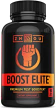 Best Zhou BOOST ELITE Test Booster   Formulated to Increase T-Levels & Energy   30 Servings, 90 Veggie Caps Reviews