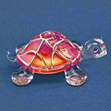 Glass Baron Turtle Sunrise
