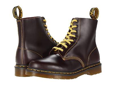Dr. Martens 1460 Pascal (Oxblood Atlas) Shoes