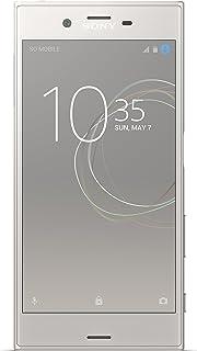 Sony Xperia XZs - Unlocked Smartphone - 64GB - Dual SIM - Warm Silver (US Warranty)