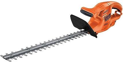 BLACK+DECKER Hedgetrimmer Includes 16 mm Blade Gap and T-handle design, 420 W, 45 cm