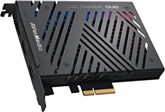 AVerMedia Live Gamer Duo. Dual HDMI 1080p Video Capture Card (GC570D)