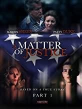 a matter of justice dvd
