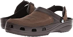 53b822c29b7496 Men s Leather Crocs Shoes + FREE SHIPPING