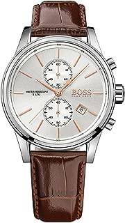 Best hugo boss silver chronograph watch Reviews