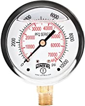 Best 0 1000 psi pressure gauge Reviews
