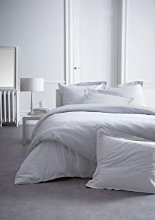 Today 017109 Premium Percale Drap Housse Coton Blanc 160 x 200 cm
