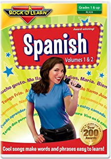 Spanish by Rock 'N Learn