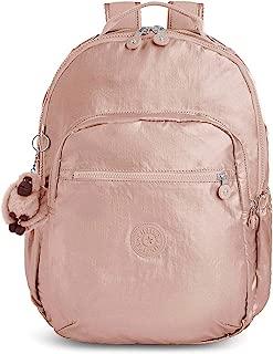 Kipling womens Seoul Go Xl Laptop Backpack, Padded, Adjustable Backpack Straps, Zip Closure