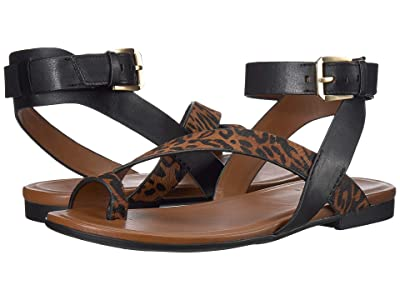 Naturalizer Tally (Cheetah/Black Leather) Women