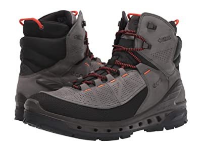 ECCO Sport Biom Venture TR GORE-TEX(r) Boot (Black/Dark Shadow) Men