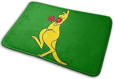 Bath Mat Non Slip Super Bathroom Rug Indoor Carpet Doormat Floor Dirt Trapper Mats Shoes Scraper 24x16 Inchboxing Kangaroo