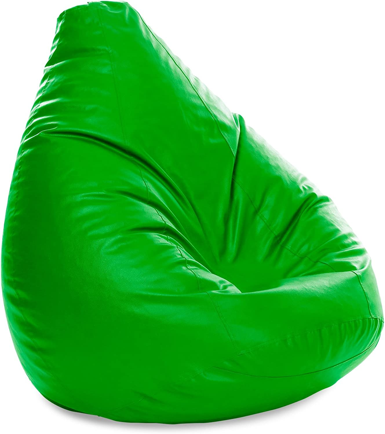 Style Homez Jumbo SAC Bean Bag Parred Green color Cover Only