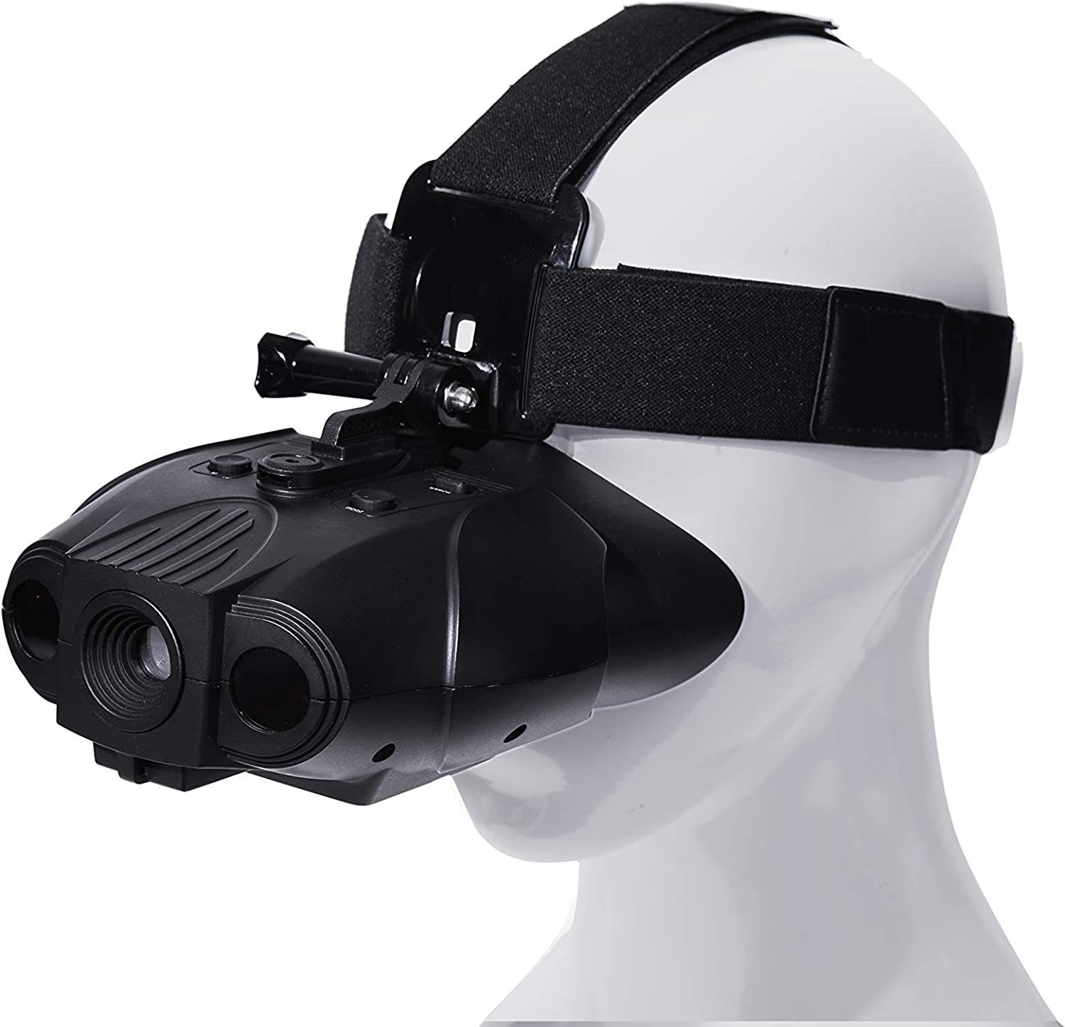 XVision Pro Rechargeable Digital Hands Free Night Vision Goggles, See 300 Yards at Night