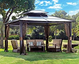 allen roth steel gazebo assembly instructions
