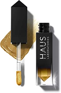HAUS LABORATORIES by Lady Gaga: GLAM ATTACK LIQUID SHIMMER POWDER, Liquid Eyeshadow