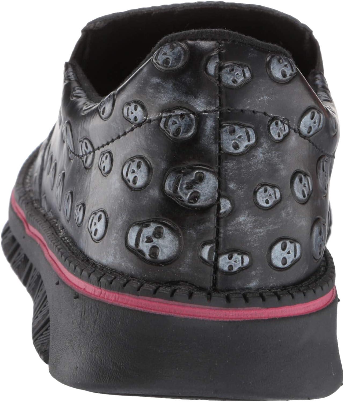 Spring Step Professional Womens Power-Skull Uniform Dress Shoe