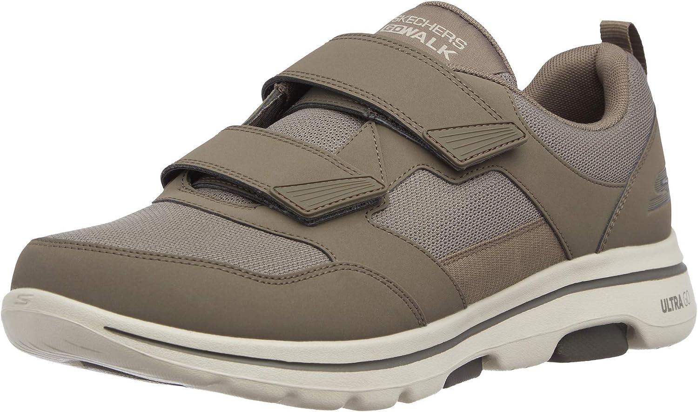 Skechers Large discharge sale Men's GOwalk 5 Wistful - Walking Athletic Loop 55% OFF And Hook