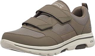 حذاء رياضي رجالي للمشي من Skechers Gowalk 5 Wistful-Double Velcro