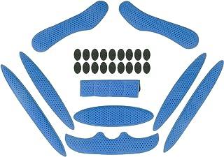 Helm Foam Pads Magic Stick 1 Set anti-collision Voering Sponge Bescherming met Viscose Universele Helmen Vervanging Pads v...