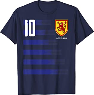 scotland soccer shirt