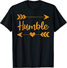 HUMBLE TX TEXAS Funny City Home Roots USA Women Gift T-Shirt