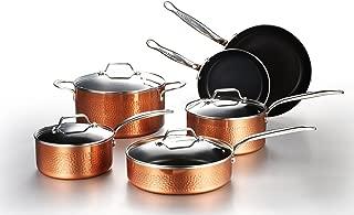 Best copper nonstick cookware set Reviews