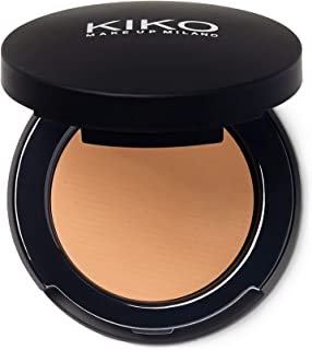 KIKO MILANO - Full Coverage Concealer for Very High Coverage   Skin Caramel 06  Cruelty Free   Professional Makeup   Made in Italy