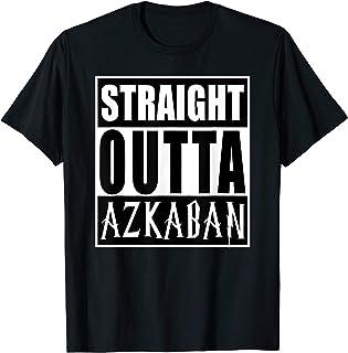 Straight Outta Azkaban Funny Graphic T-Shirt