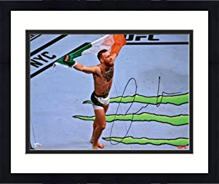 Framed Conor McGregor Ultimate Fighting Championship Autographed 16