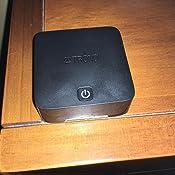 TROND Adaptador Receptor Transmisor Bluetooth V4.1 Con Salida Entrada Óptica Digital TOSLINK y Conector de Audio de 3.5mm (AptX baja latencia en modos ...
