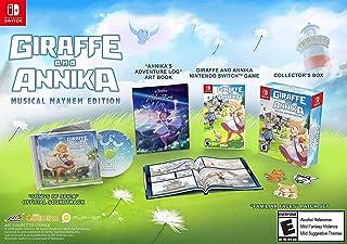 Giraffe and Annika for Nintendo Switch