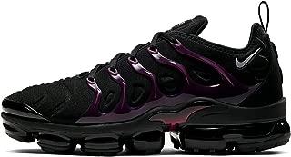 Air Vapormax Plus - Zapatillas Deportivas para Hombre, Color Negro y Rojo