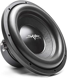 "$99 » Sponsored Ad - Skar Audio SDR-12 D4 12"" 1200 Watt Max Power Dual 4 Ohm Car Subwoofer"