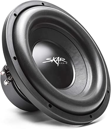 "$99 Get Skar Audio SDR-12 D2 12"" 1200 Watt Max Power Dual 2 Ohm Car Subwoofer"