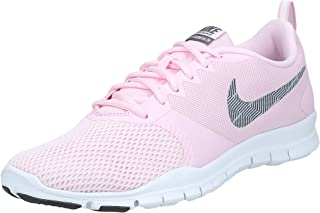 Nike FLEX ESSENTIAL TR, Women's Fitness & Cross Training Shoes, Multicolour (Pink Foam/Thunder Grey-Pale Pink 602)