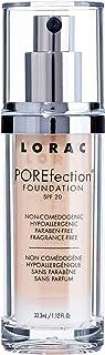 LORAC POREfection Foundation, PR4.5 (Golden Beige), 1 ct.