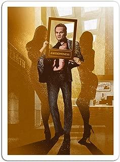 KoutYukshop Sticker Television Show Barney Stinson Tv Shows Series (3