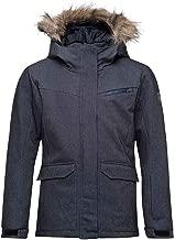 Rossignol Girl Parka Denim Insulated Ski Jacket Girls