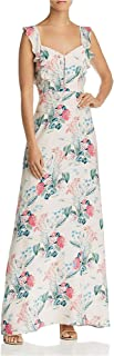 Parker Women's Mimi Sleeveless Floral Print Maxi Dress