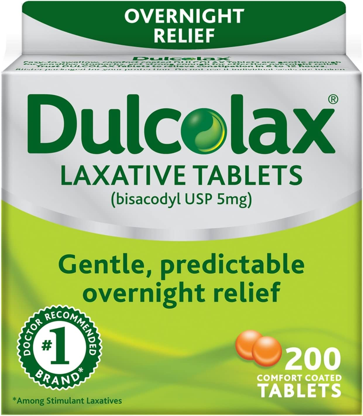 Dulcolax Fort Worth Mall Laxative Tablets Sales ct. - 400