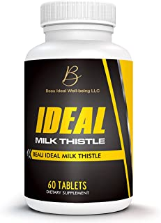 Ideal Milk Thistle Herbal 60 tablets