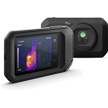 FLIR - 89401-0202 C5 Thermal Imaging Camera with WiFi - Handheld, High Resolution