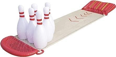 Bestway H2Ogo! Slide N Splash Bowling Water Slide, 18'