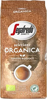 Segafredo Zanetti - Selezione Organica, Koffiebonen, Intensiteit 3,5/5, 8kg