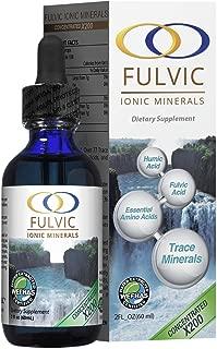 mother earth labs fulvic acid