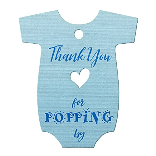 Baby Shower Favor Tags Amazon Com