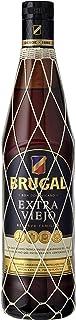 Brugal Extra Viejo Premium Rum, aromatische Noten für ausgewogene Drinks, 38% Vol, 1 x 0.7 l