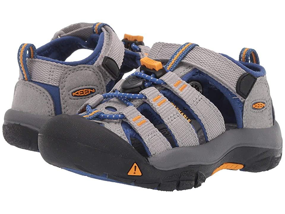 76e4daf5e84e Keen Kids Newport H2 (Toddler Little Kid) (Paloma Galaxy Blue)