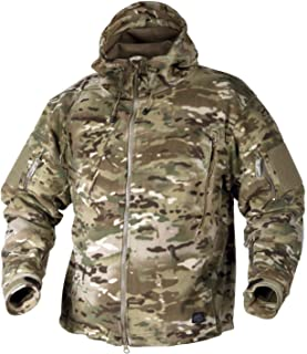 Helikon Patriot Fleece Jacket Camogrom